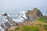 Coast at Blegberry, Hartland, Devon