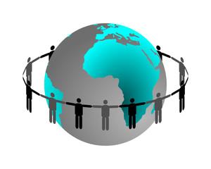 Globale Verbindung