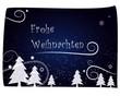 frohe weihnachten footage