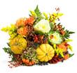 Mazzo fiori autunnale