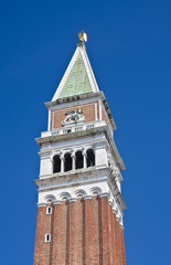 Tower in St. Marks Square