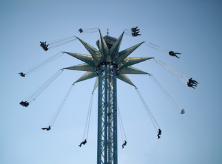 carousel in the sky