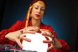 fortune-teller poster