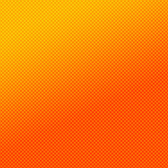 Orange check pattern