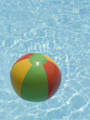 water beach ball