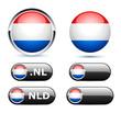 drapeau Pays-Bas, Hollande / Netherland flag