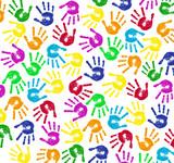 Fototapety Kinderhände