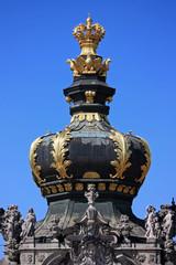 Kronentor des Zwingers in Dresden