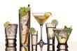 six vodka cocktails - 17801039
