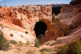 Natural Bridge at Bryce Canyon National Park poster