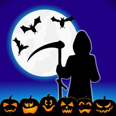 halloween-sensenmann I