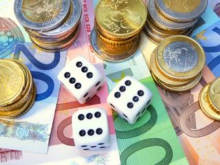 Geld-Glück-Spiel