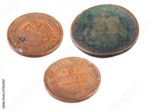the old russian coins