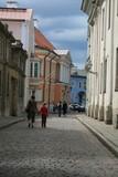 Calle de Tallín, Estonia poster