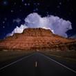 Southwestern USA Road