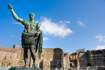 The Trajan Forum,  Rome, Italy.