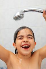Je chante sous la douche !!!