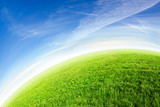 green planet horizon