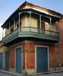 Vintage Havana building
