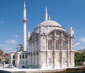 Beautiful Ortakoy mosque, Istanbul