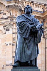 luther in dresden
