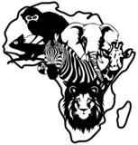 Fototapety Afrika