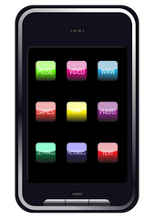 Generic MP4 player / mobile phone