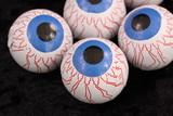confectionery eyeballs poster