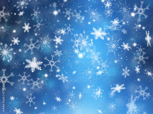 Christmas Snowflake Wallpapers