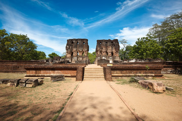 Royal Palace ruins