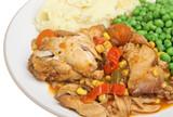 Chicken Casserole Meal