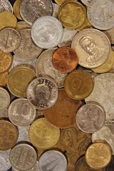 Metal coins