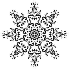 Vector Hexagonal Design
