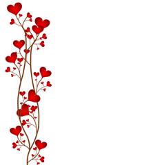 Pflanzen mit Herzblüten