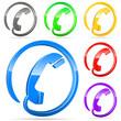 Telefon - Icons