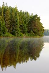 Pog Lake Reflection