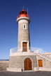 Phare sur le port de Saint Tropez