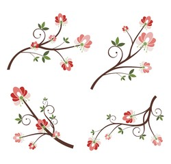 Floral Design Set