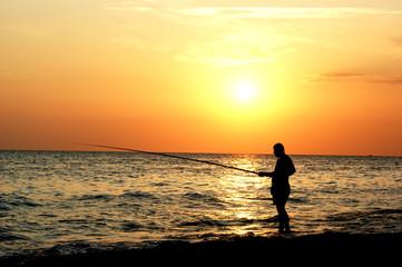 Angler Sun
