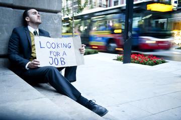 Jobless man