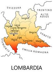 Regioni d'Italia - Lombardia
