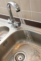 Kichen Mixer Tap & Sink