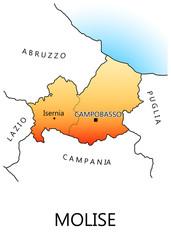 Regioni d'Italia - Molise