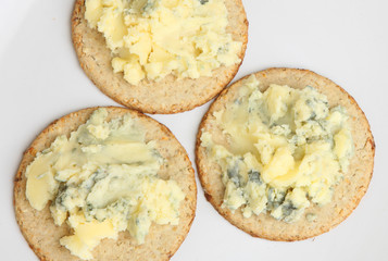 Stilton Cheese & Biscuits