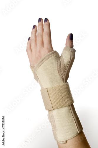 Hand Brace