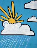 bulletin météo poster