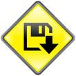 """""""Download"""" Signpost -- Panneau """"Download"""""""