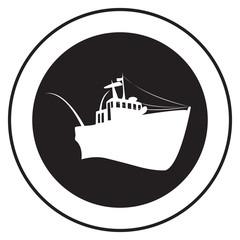 Emblem of an old ship 6