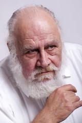 bavarian man with full beard