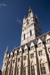 city hall of ghent